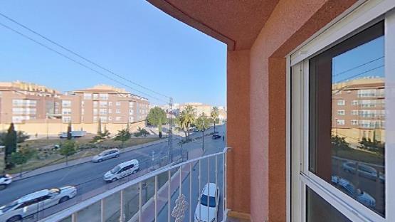 Piso en venta en La Voz Negra, Alcantarilla, Murcia, Calle Camino Romanos, 74.900 €, 3 habitaciones, 2 baños, 99 m2