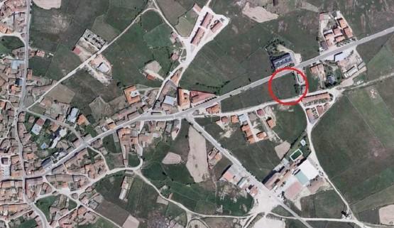 Suelo en venta en Bermillo de Sayago, Bermillo de Sayago, Zamora, Camino de Zamora, 64.000 €, 2663 m2