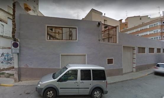 Suelo en venta en Cementeri, Elche/elx, Alicante, Calle J Chazarra Hndez, 144.000 €, 216 m2