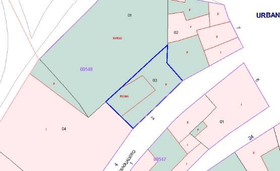Casa en venta en Meneses de Campos, Meneses de Campos, Palencia, Calle Desagüadero, 14.500 €, 1 habitación, 1 baño, 83 m2