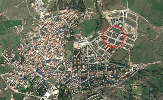 Suelo en venta en San Rafael, El Espinar, Segovia, Calle Alcalde Don Leoncio Mateos, 163.800 €, 2 m2
