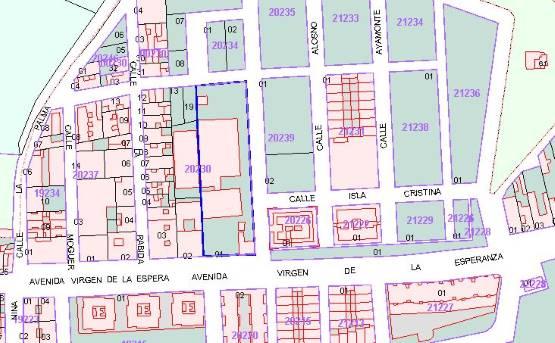 Suelo en venta en San Juan del Puerto, Huelva, Calle Virgen Esperanza, 212.800 €, 3 m2