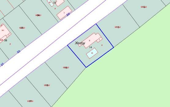 Casa en venta en Miño, A Coruña, Avenida Xario, 192.100 €, 3 habitaciones, 4 baños, 498 m2