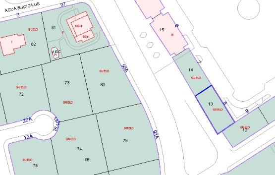Suelo en venta en Urbanización Mansilla del Esla, Mansilla de la Mulas, León, Plaza Castellana, 36.000 €, 305 m2