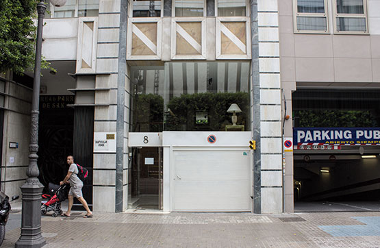 Parking en venta en Valencia, Valencia, Calle Colon, 48.070 €, 9 m2