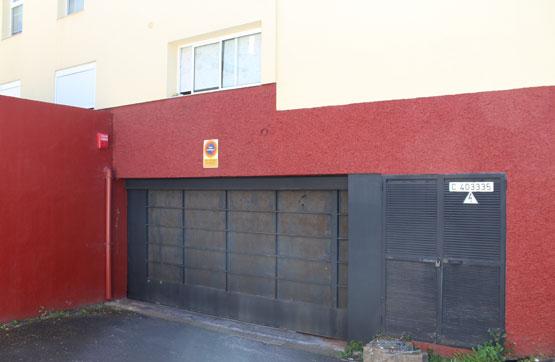 Parking en venta en Las Toscas, Tegueste, Santa Cruz de Tenerife, Calle la Cuevas, 7.000 €, 12 m2