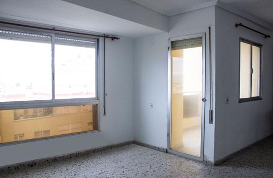 Piso en venta en El Port de Sagunt, Sagunto/sagunt, Valencia, Avenida Hispanidad, 67.200 €, 3 habitaciones, 2 baños, 90 m2