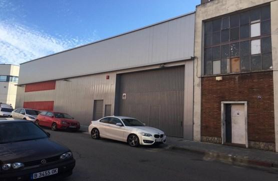 Industrial en venta en Sabadell, Barcelona, Calle Pare Fita, 832.800 €, 1174 m2