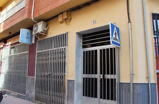 Piso en venta en Albox, Almería, Calle Rosario, 57.500 €, 4 habitaciones, 2 baños, 111 m2