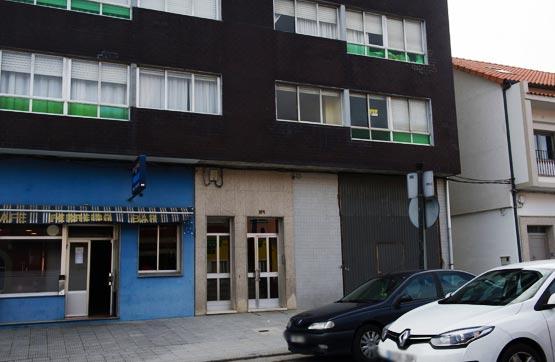Piso en venta en Ordes, A Coruña, Avenida Alfonso Senra, 50.065 €, 4 habitaciones, 1 baño, 100 m2