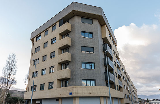 Piso en venta en Lardero, La Rioja, Calle Francisco de Quevedo, 90.500 €, 2 baños, 87 m2