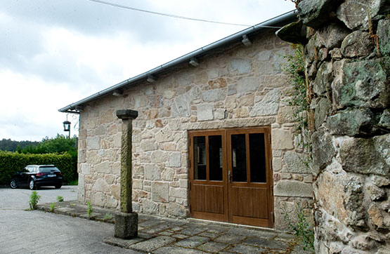 Casa en venta en Rois, A Coruña, Lugar Centro Oin de Abaixo, 158.970 €, 1 habitación, 1 baño, 128 m2