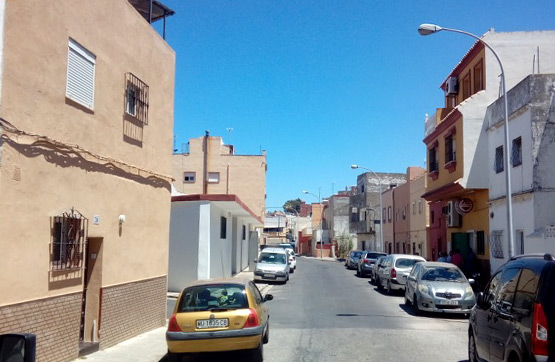 Casa en venta en San García, Algeciras, Cádiz, Calle Hernando Soto, 46.800 €, 1 habitación, 1 baño, 90 m2
