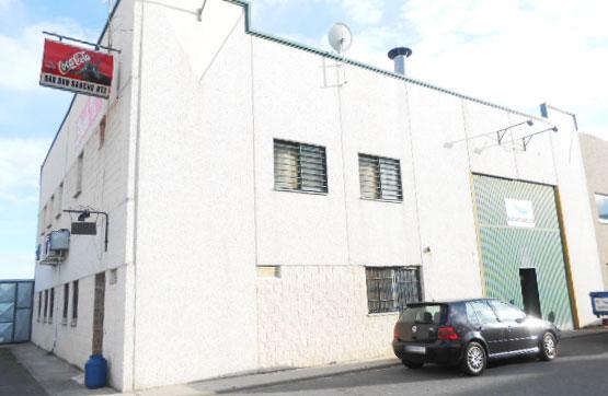 Industrial en venta en Ávila, Ávila, Calle Barcelona, 94.500 €, 297 m2