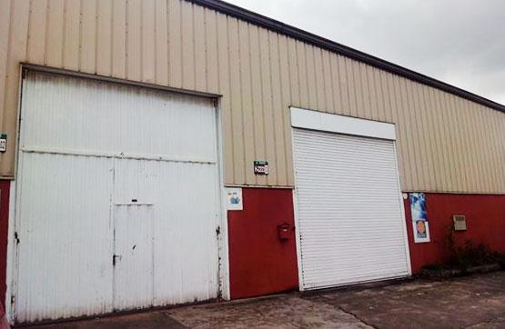 Industrial en venta en Polígono de Bergondo, Bergondo, A Coruña, Calle Parroquia Cortinan, 376.200 €, 1104 m2