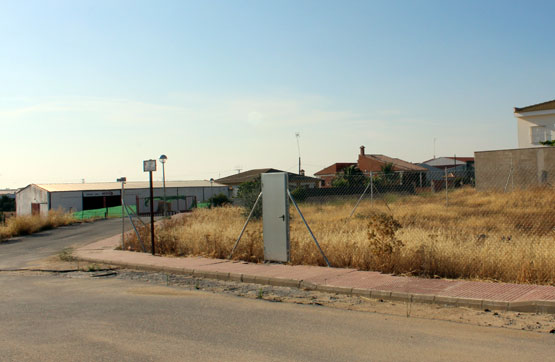 Suelo en venta en Santa Marta, Badajoz, Calle Genaro Santacruz Corrales, 48.930 €, 372 m2