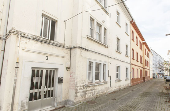 Piso en venta en Ensanche B, Ferrol, A Coruña, Calle E, 31.100 €, 3 habitaciones, 1 baño, 74 m2