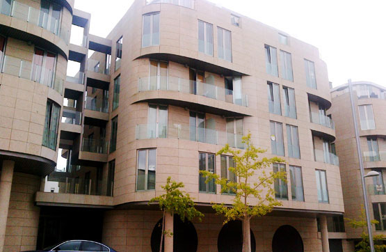 Piso en venta en O Castro, Foz, Lugo, Calle Congostra, 84.892 €, 2 habitaciones, 2 baños, 86 m2