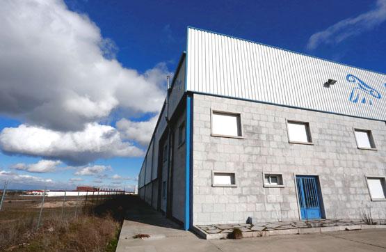 Industrial en venta en Urbanización la Almunia, Castellanos de Moriscos, Salamanca, Calle Salamanca, 1.353.952 €, 4042 m2
