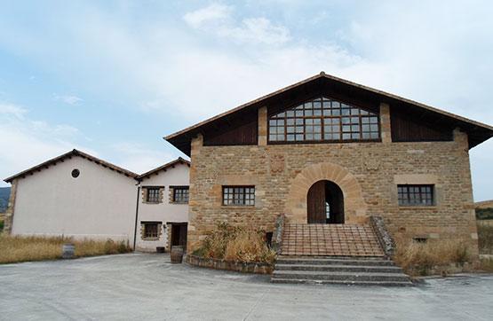 Industrial en venta en Valle de Yerri/deierri, Navarra, Paraje Zaldumagoa Polg.26 Pc.552 Bodega Palacio de Azcona 0, 399.500 €, 1417 m2