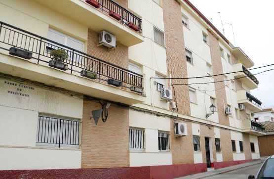 Piso en venta en Trigueros, Huelva, Calle Fray Claudio de Trigueros, 34.100 €, 3 habitaciones, 1 baño, 95 m2