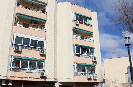 Piso en venta en Valdemoro, Madrid, Calle Libertad, 114.400 €, 2 habitaciones, 1 baño, 58 m2