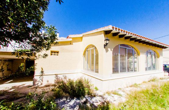 Casa en venta en Dénia, Alicante, Calle Fumatell, 221.200 €, 3 habitaciones, 1 baño, 95 m2