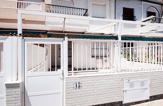 Casa en venta en Santa Pola, Alicante, Calle Obispo Bascuñana, 109.200 €, 4 habitaciones, 3 baños, 83 m2