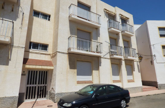 Piso en venta en Carboneras, Almería, Calle Miralmar, 75.000 €, 3 habitaciones, 2 baños, 109 m2