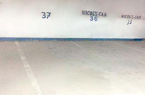 Parking en venta en San Roque, Cádiz, Calle Real, 8.094 €, 11 m2