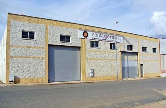 Industrial en venta en Lepe, Huelva, Calle Valle Taray, 535.500 €, 1500 m2