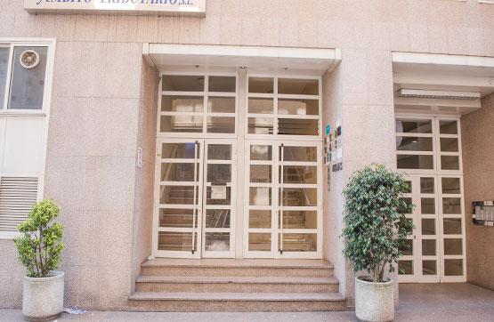 Oficina en venta en Vigo, Pontevedra, Calle Areal, 95.200 €, 83 m2