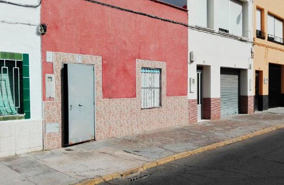 Casa en venta en Badajoz, Badajoz, Calle Vistahermosa, 68.250 €, 3 habitaciones, 1 baño, 85 m2