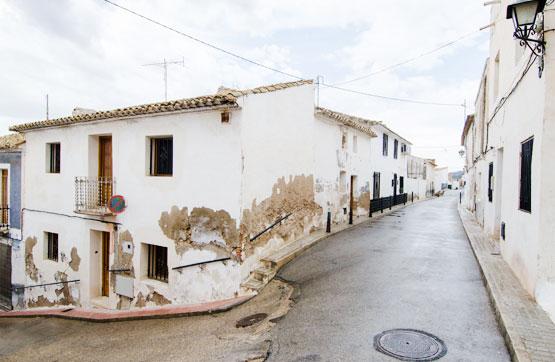 Casa en venta en Sax, Alicante, Calle Cantareria, 26.250 €, 3 habitaciones, 2 baños, 102 m2