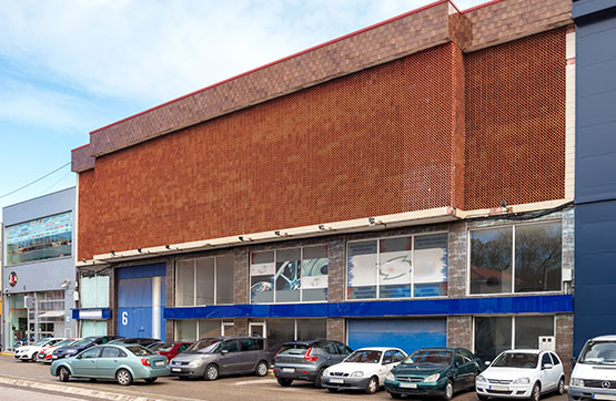 Industrial en venta en Llaranes, Avilés, Asturias, Avenida Lugo, 1.040.800 €, 3 m2
