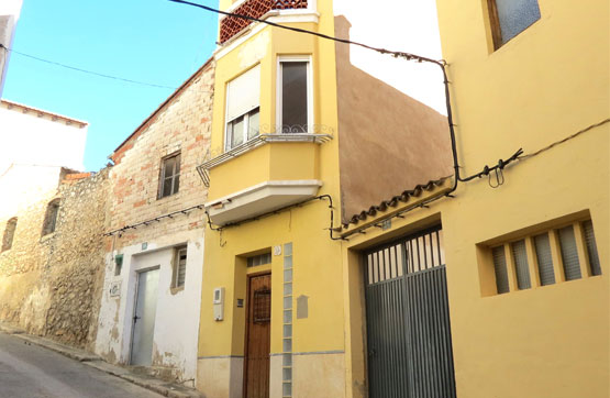 Casa en venta en Altura, Castellón, Calle de los Desamparados, 88.500 €, 2 habitaciones, 1 baño, 144 m2