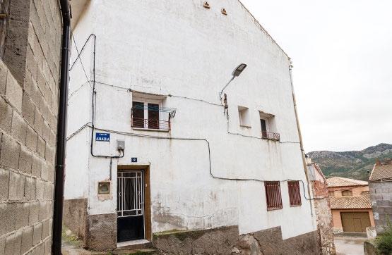 Casa en venta en Martín del Río, Teruel, Calle Abadia, 75.000 €, 4 habitaciones, 1 baño, 295 m2