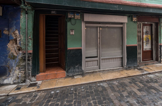 Piso en venta en Bermeo, Vizcaya, Calle Nardiz Tar Jon, 51.300 €, 1 habitación, 1 baño, 43 m2