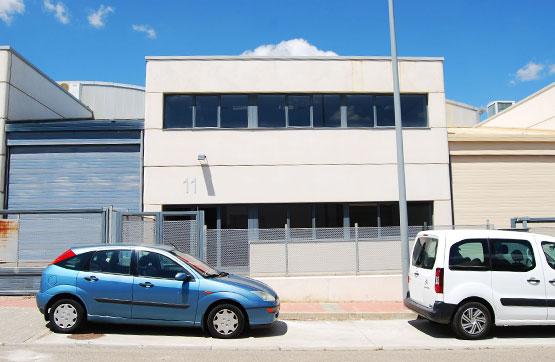 Industrial en venta en Zaratán, Valladolid, Calle Viticultura, 291.600 €, 566 m2