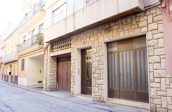 Piso en venta en Raval, Algemesí, Valencia, Calle de la Parra, 41.400 €, 3 habitaciones, 1 baño, 91 m2