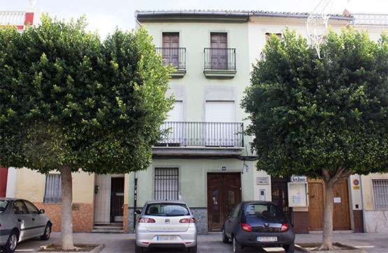 Casa en venta en Cogullada, Carcaixent, Valencia, Calle Santa Barbara, 59.190 €, 3 habitaciones, 2 baños, 207 m2