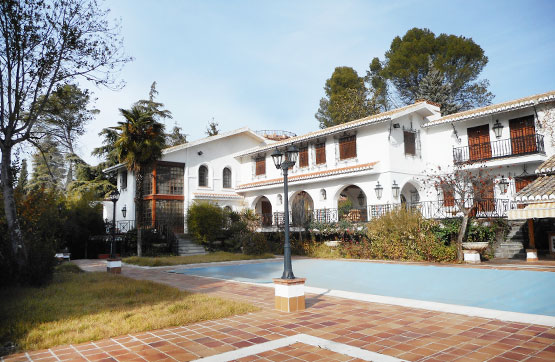 Casa en venta en Albolote, españa, Paseo del Agua, 769.800 €, 5 habitaciones, 3 baños, 502 m2