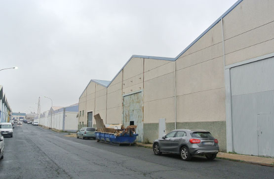 Industrial en venta en Huelva, Huelva, Calle B, 335.800 €, 789 m2