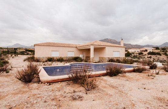 Casa en venta en Albatera, Alicante, Paraje los Tumores, 127.870 €, 3 habitaciones, 2 baños, 152 m2