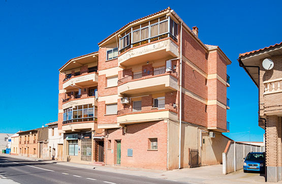Piso en venta en Quinto, Zaragoza, Avenida de Cortes de Aragón, 45.486 €, 2 habitaciones, 1 baño, 109 m2