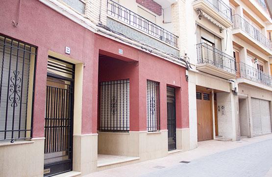Piso en venta en Raval, Algemesí, Valencia, Calle Santa Barbara, 50.600 €, 3 habitaciones, 1 baño, 101 m2
