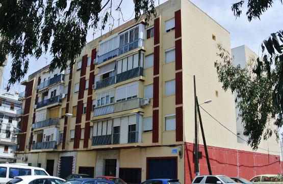 Piso en venta en Huelva, Huelva, Calle Escultora Miss Whitney, 65.600 €, 2 habitaciones, 1 baño, 71 m2