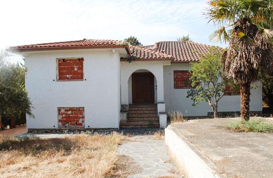 Casa en venta en Villar del Olmo, Madrid, Urbanización Eurovillas, 166.725 €, 5 habitaciones, 1 baño, 259 m2