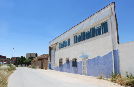 Industrial en venta en Madrigueras, Madrigueras, Albacete, Camino Villagarcia, 103.700 €, 1306 m2
