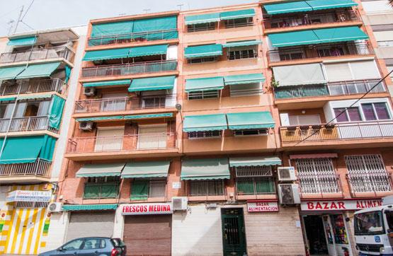 Piso en venta en Alicante/alacant, Alicante, Calle Garbinet, 53.760 €, 3 habitaciones, 1 baño, 95 m2